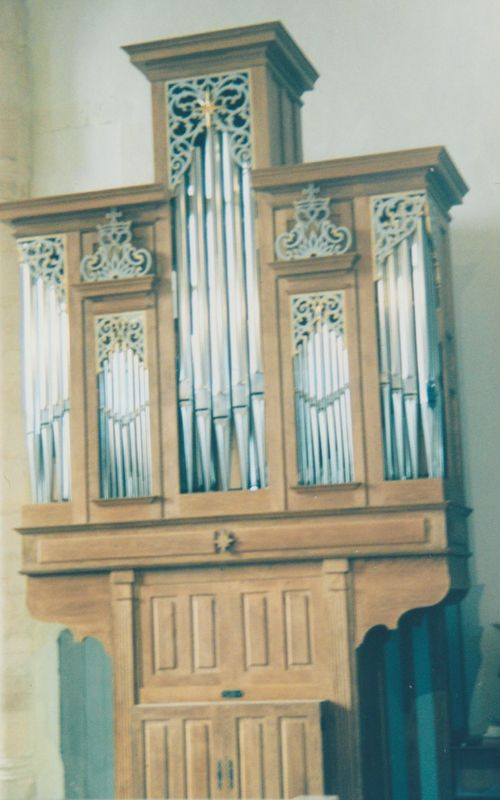 Orgue de l'Eglise ND de l'Assomption