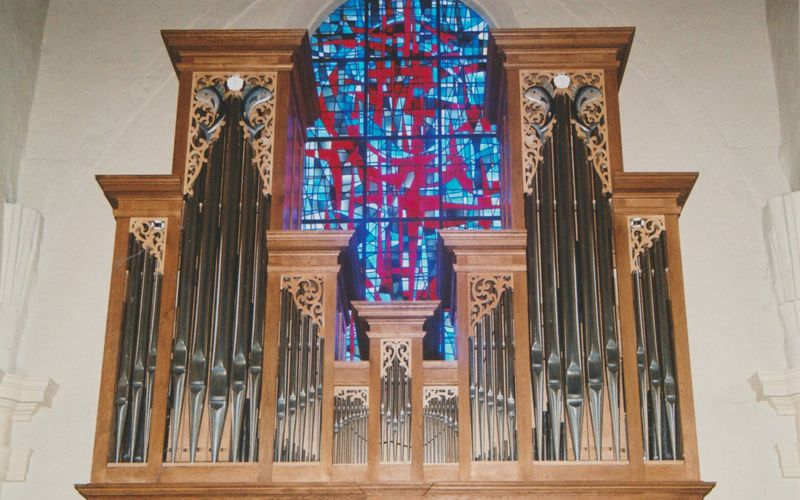 Orgue de l'Eglise Saint-Nicolas